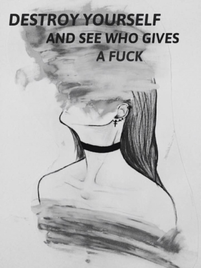 Sad Drawings Tumblr Thinspo | Tumblr | Drawing Ideas | Pinterest | Things To, Other